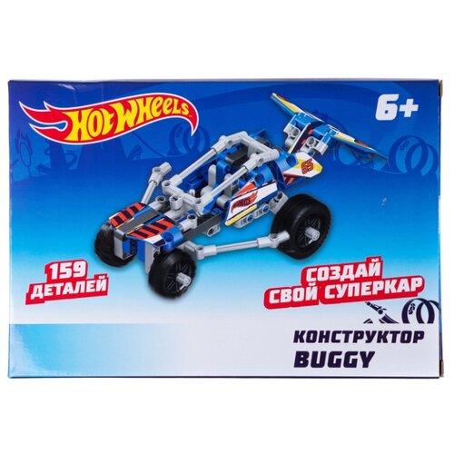Купить Винтовой конструктор 1 TOY Hot Wheels T15403 Buggy, Конструкторы