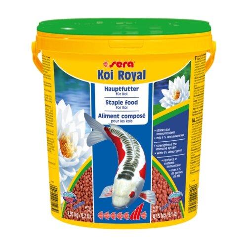 Сухой корм для рыб Sera Koi Royal ST large 21000 мл 4150 г