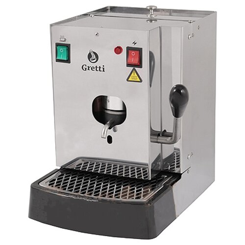 Кофемашина Gretti NR-101 stainless steel