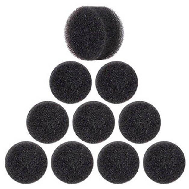 Спонжи для стайлинга ногтей Nail Gradation Sponge, 10 шт The Saem