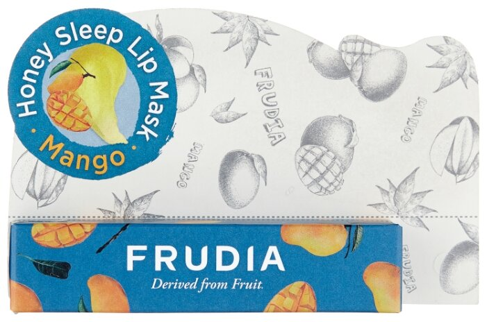 Frudia Ночная маска для губ Mango Honey