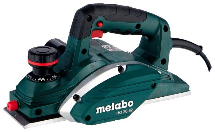 Электрорубанок Metabo HO 26-82 коробка