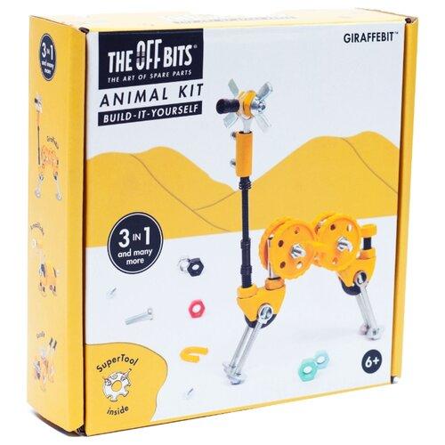 Купить Винтовой конструктор The Offbits Animal Kit AN0005 GiraffeBit, Конструкторы