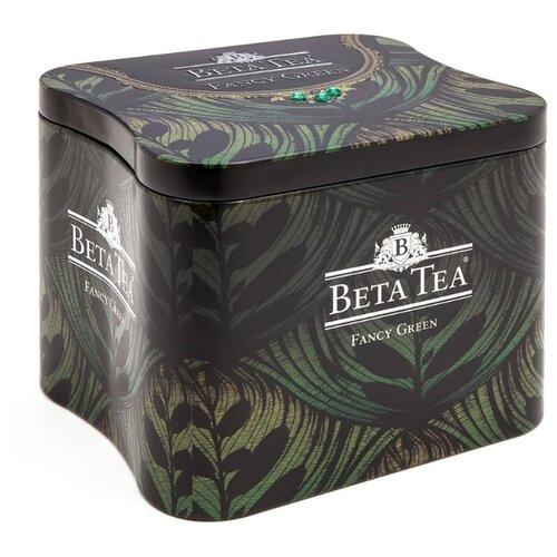 Чай зеленый Beta Tea Зеленая фантазия подарочный набор , 150 г