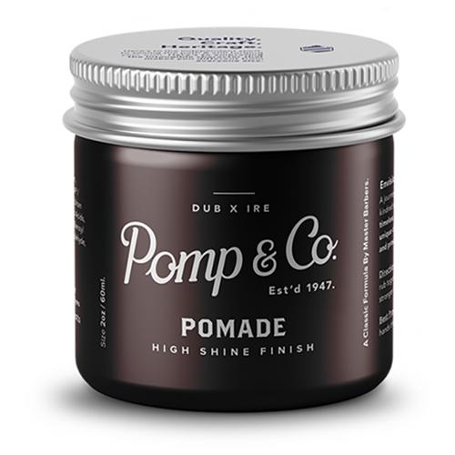 Pomp&Co Помада Pomade, сильная фиксация, 60 мл