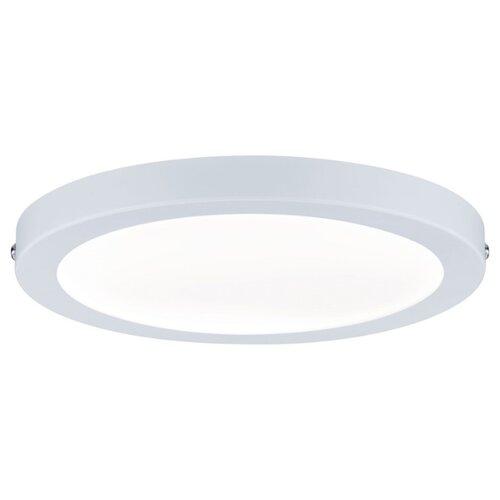Светильник потолочный Atria LED-Panel 1x15W, 4000K, D220mm, белый матовый