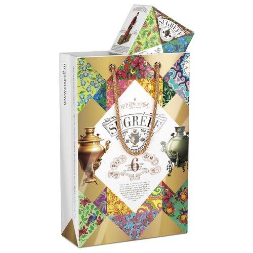 Чай Сугревъ ассорти подарочный набор , 150 г