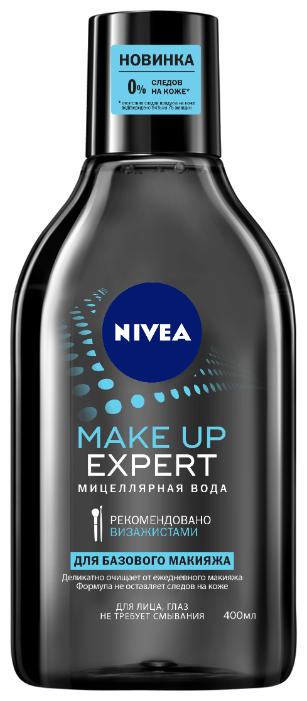 Nivea мицеллярная вода для базового макияжа Make-Up-Expert