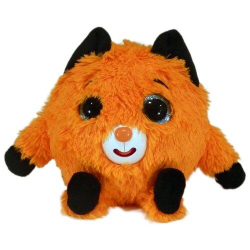 Купить Мягкая игрушка 1 TOY Дразнюка-zooka Лисичка 13 см, Мягкие игрушки