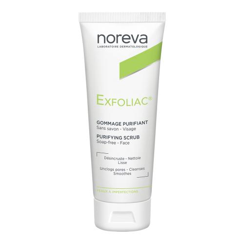 Noreva laboratories скраб для лица Exfoliac очищающий 50 мл noreva laboratories bb крем для проблемной кожи exfoliac 30 мл оттенок light