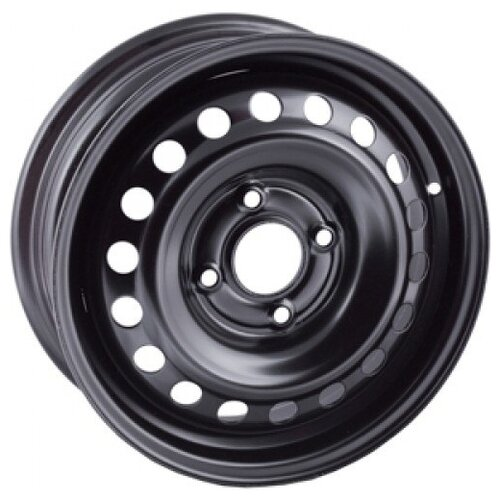 Фото - Колесный диск Trebl 53A49A 5.5x14/4x100 D56.6 ET49 black колесный диск trebl 9223 6 5x16 5x114 3 d67 1 et50 black