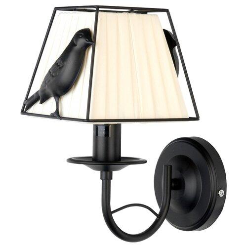 Настенный светильник Toplight Donna TL7510B-01BL, 40 Вт подвесной светильник toplight tl4420d 01bl