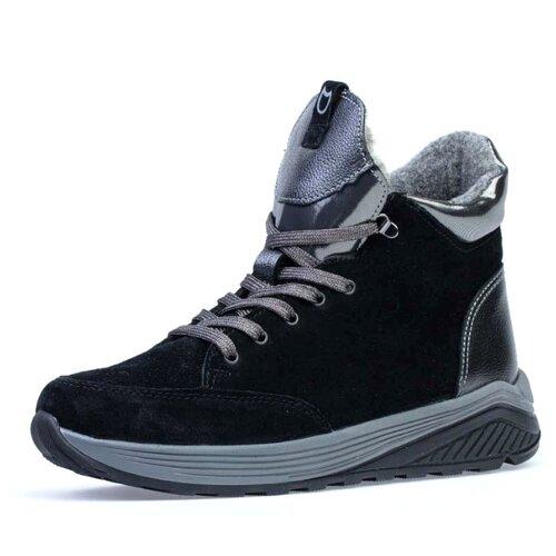 Ботинки КОТОФЕЙ размер 40, черный ботинки котофей размер 34 черный