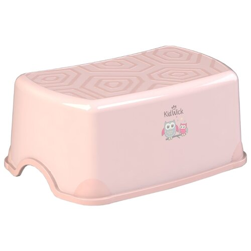 Подставка для ног Kidwick Черепаха розовый/темно-розовый