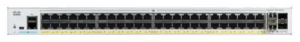 Коммутатор Cisco Catalyst C1000-48T-4X-L — купить по выгодной цене на Яндекс.Маркете