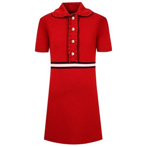 Платье GUCCI размер 116, красный