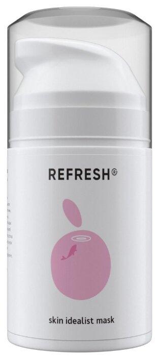 REFRESH Минерально-альгинатная маска Skin Idealist Mask