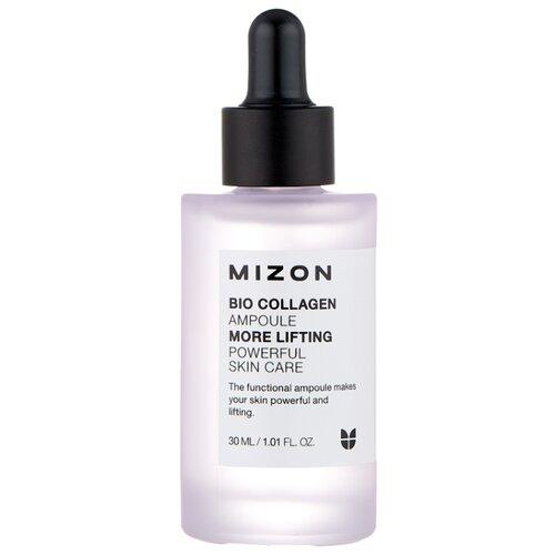 Mizon Bio Collagen Ampoule Коллагеновая Био сыворотка для лица, 30 мл тканевая маска mizon bio collagen ampoule mask объем 27 мл