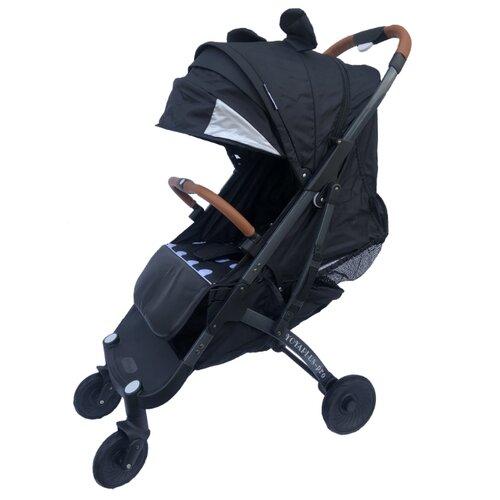 Купить Прогулочная коляска Yoya Plus Pro 2019 Микки/черная рама, цвет шасси: черный, Коляски