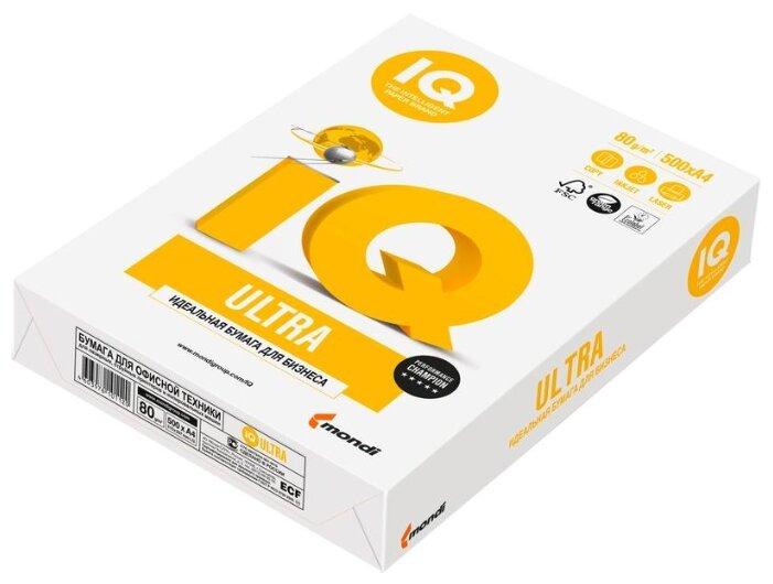 Бумага A4 500 шт. Mondi IQ Ultra