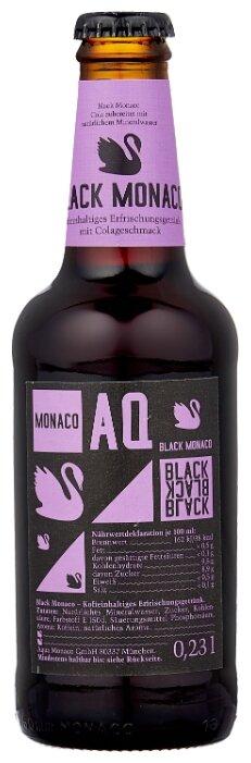 Газированный напиток Aqua Monaco Black Monaco