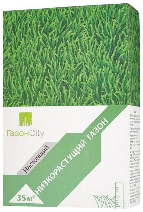 Смесь семян ГазонCity Настоящий Низкорастущий газон, 1 кг