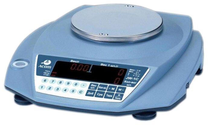 Счетные весы ACOM JW-1C-2000