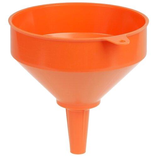 funnel for those fluids pressol 02342 d 160mm v 1 3л tin plate 13592 Воронка пластиковая PRESSOL 02366 оранжевый 1 шт.