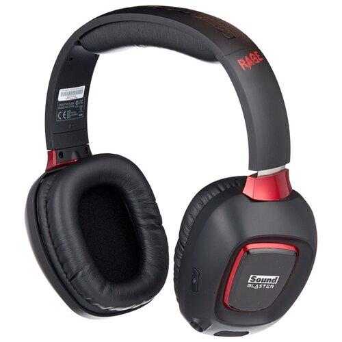 Компьютерная гарнитура Creative Sound Blaster Tactic3D Rage USB V2.0 гарнитура