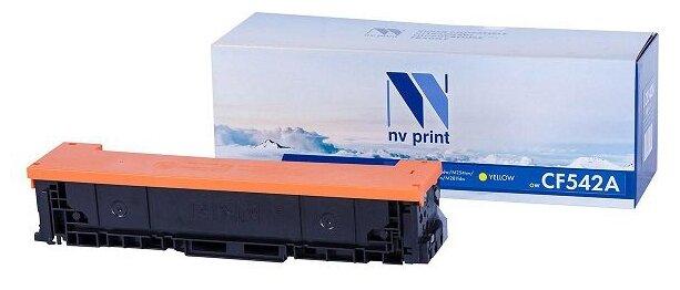 Картридж NV Print CF542A для HP
