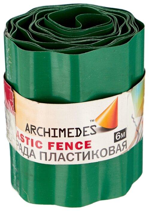 Бордюрная лента Archimedes 90835