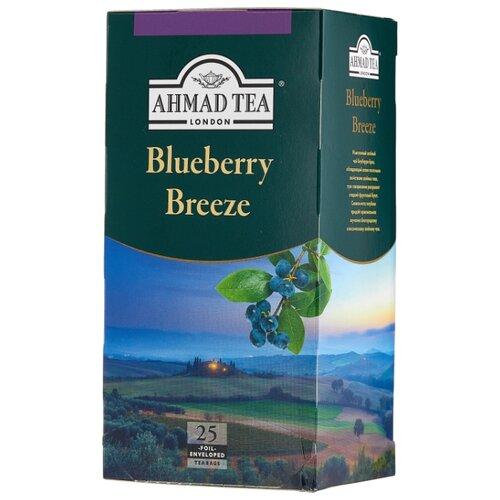 Чай зеленый Ahmad tea Blueberry