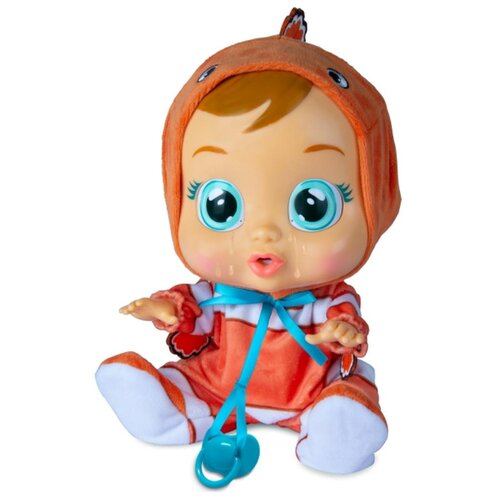 Купить Пупс IMC Toys Cry Babies Плачущий младенец Flipy, 31 см, 90200, Куклы и пупсы