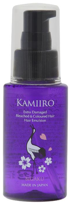 Bigaku Kamiiro Эмульсия для восстановления волос Extra