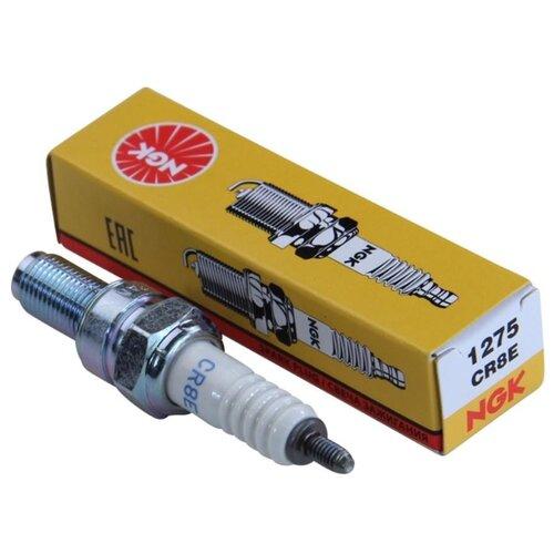 Свеча зажигания NGK 1275 CR8E 1 шт. свеча зажигания ngk 91039 ifr7x7g 1 шт