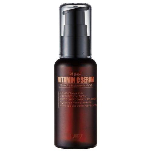 Purito Pure Vitamin C Serum Высококонцентрированная сыворотка для лица с витамином С, 60 мл сыворотка ciracle vitamin ace sparkling 30 мл