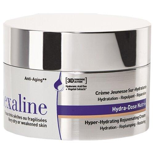 Крем Rexaline 3D Hydra-Dose Nutri+, 50 мл rexaline 3d hydra dose hyper hydrating rejuvenating cream