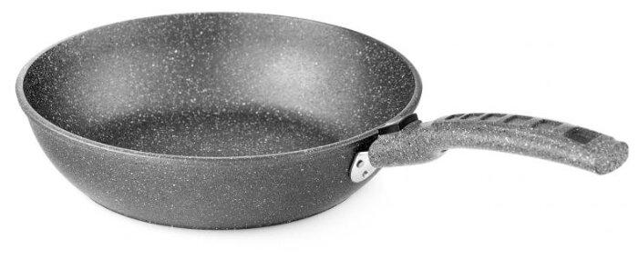 Сковорода VARI Классическая каменная ККLGR31222 22 см с ручкой