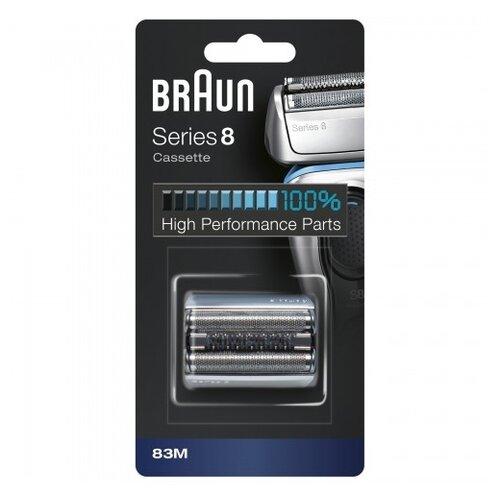 Сетка и режущий блок Braun 83M (Series 8)