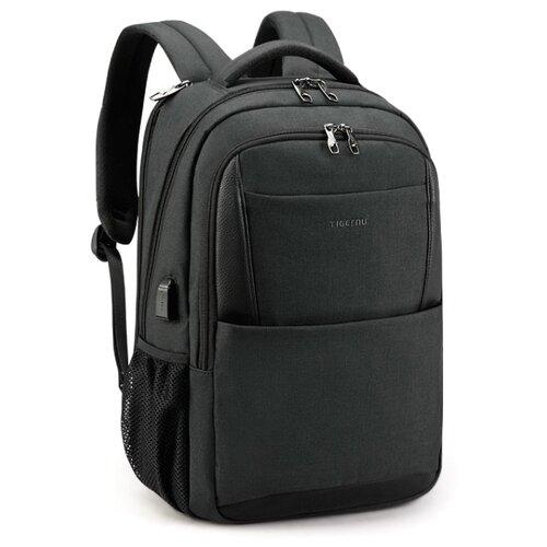 Рюкзак Tigernu T-B3515 темно-серый рюкзак tigernu t b3515 серый 15 6