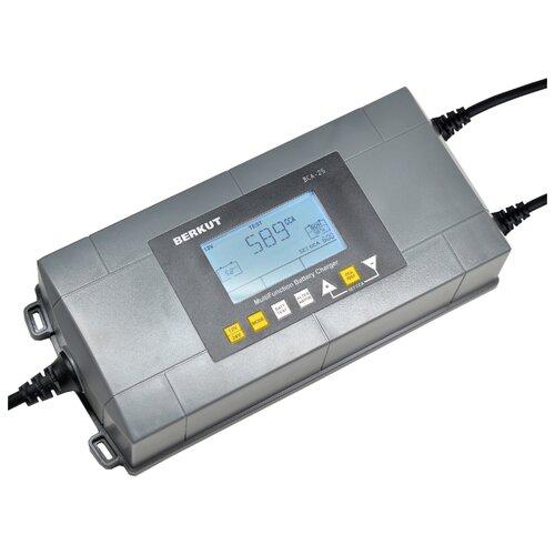 Зарядное устройство BERKUT BCA-25 серый
