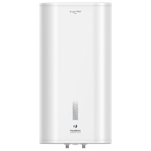 цена Накопительный электрический водонагреватель Timberk SWH FSP3 30 VD, белый онлайн в 2017 году