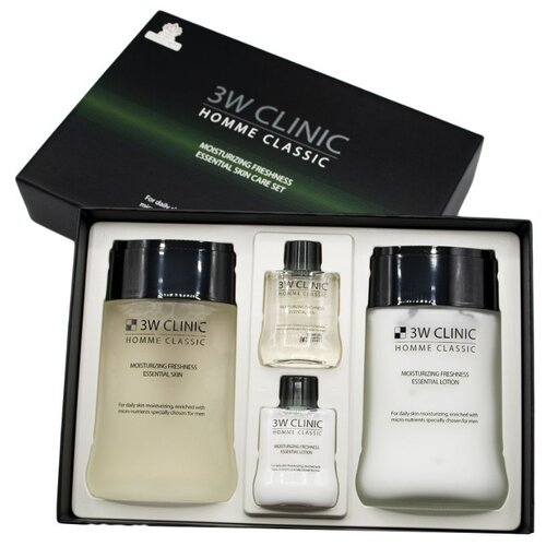 Набор 3W Clinic Homme classic [vk] si15 3w 47r 10