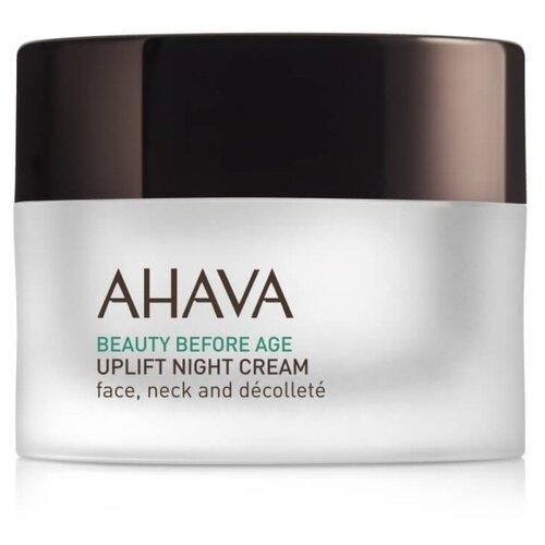 Купить Крем Ahava Beauty Before Age ночной для подтяжки кожи лица, шеи и зоны декольте, 50 мл