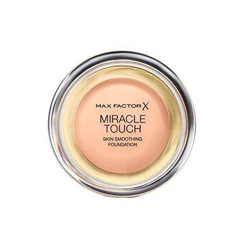 Max Factor Тональный крем Miracle Touch, 11.5 г, оттенок: 35 pearl beige max factor miracle prep pore minimising mattifying primer