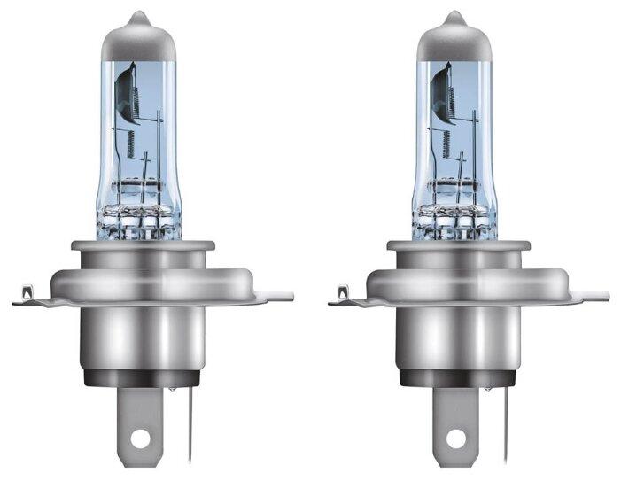 Лампа автомобильная галогенная Osram COOL BLUE INTENSE H4 64193CBI-HCB 12V 60/55W 2 шт.