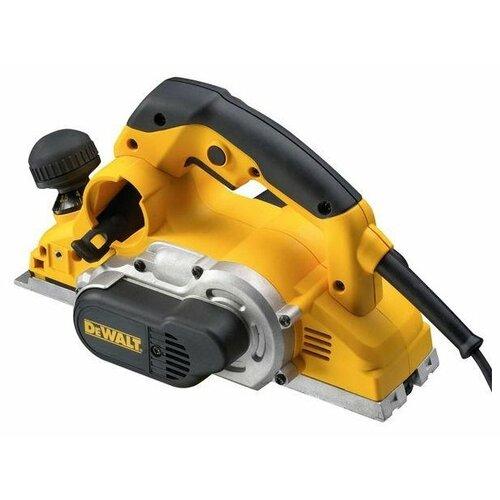 Электрорубанок DeWALT D26500 желтый/черный