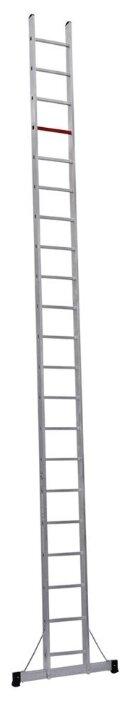 Лестница приставная 1-секционная CAGSAN T10060