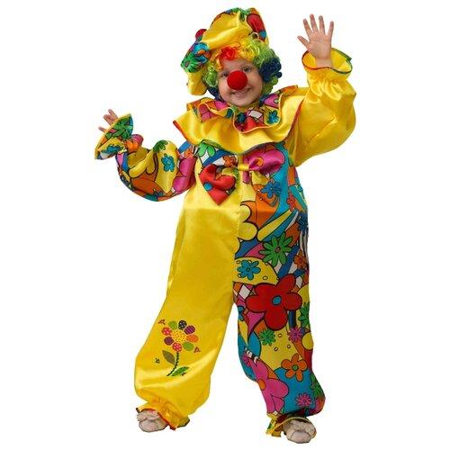Купить Костюм Батик Клоун Jeanees (5221), разноцветный, размер 116, Карнавальные костюмы