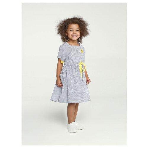 Платье Deloras размер 104, синий